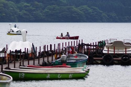 箱根 芦ノ湖 散策