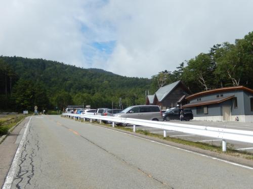 北八ヶ岳の白駒池・ニュウ・中山・高見石を歩く