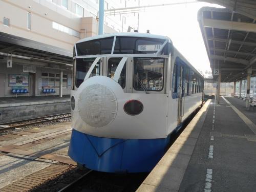 """楽しい乗り物に乗ろう!  「JR四国 """"鉄道ホビートレイン""""」  ~愛媛&高知~"""