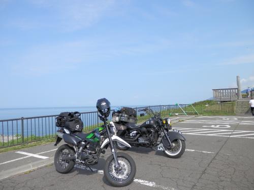宗谷岬へ一泊バスツアー