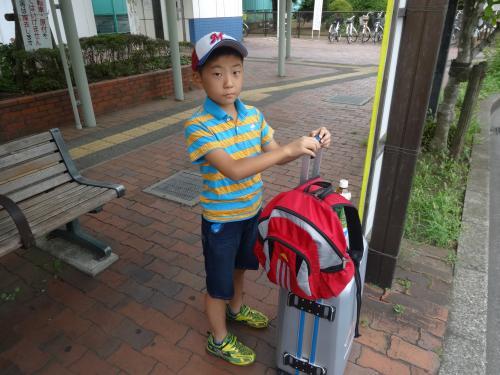 沖縄本島 夏休み家族旅行【1日目】