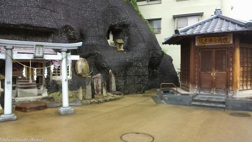 坂と温泉いっぱいの飯坂温泉