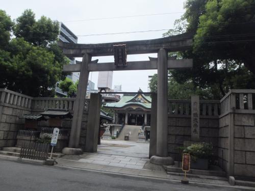 大阪ちょこっと寺社巡り♪