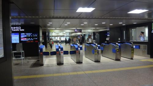 立山黒部アルペンルートの旅(02) 金沢~糸魚川 新幹線はくたか号乗車記