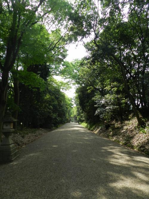 『大和神社』で戦艦ヤマトを見た!~『石上神宮』でニワトリを見た!(奈良県天理市)