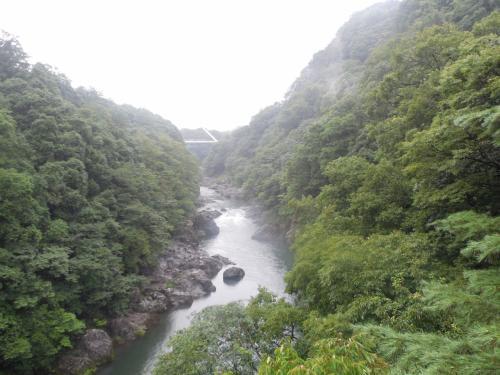 わ鐵で、わたらせ渓谷散歩(高津戸峡~足尾銅山~トロッコわたらせ号~小平鍾乳洞)
