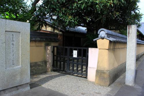伊賀鉄道に乗って~旧崇廣堂~伊賀上野城~芭蕉に触れる・芭蕉翁生家~蓑虫庵 後半