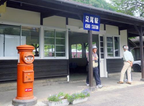 わたらせ渓谷鐵道5/6 足尾駅~トロッコ列車に乗って ☆風・水の流れを体感