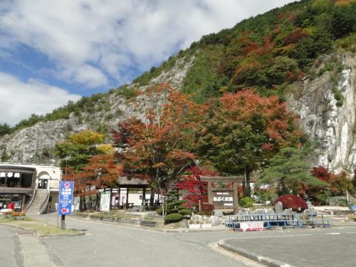 福島県横断の旅。あぶくま洞。宮古地区の蕎麦。檜枝岐の紅葉。