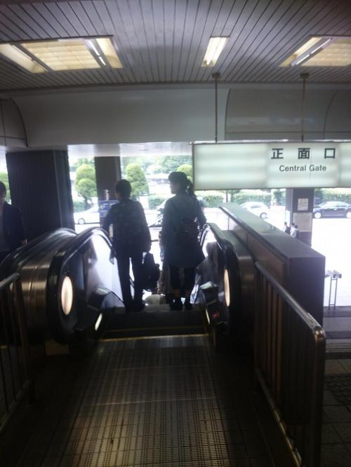 誕生日プレゼントに祖母と母への孝行旅 in石川