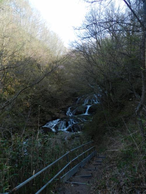 北軽井沢地区にかかる2つの滝『魚止の滝』と『浅間大滝』◆2015GW・群馬県&長野県の滝めぐり≪その12≫