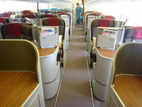 バリ旅行その1 ガルーダインドネシア航空881便搭 …