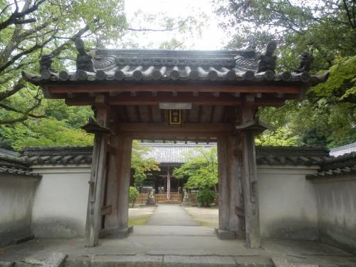 回顧録 2014年7月3連休 京都奈良の旅(1) 木津川市 海住山寺・浄瑠璃寺など