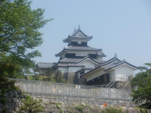 回顧録 2014年5月 会津の旅(1) 会津美里と会津若松など