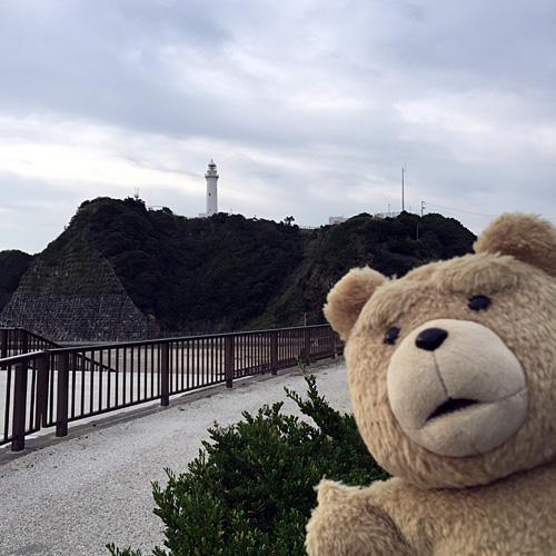 塩屋崎灯台・福島県、2015年9月