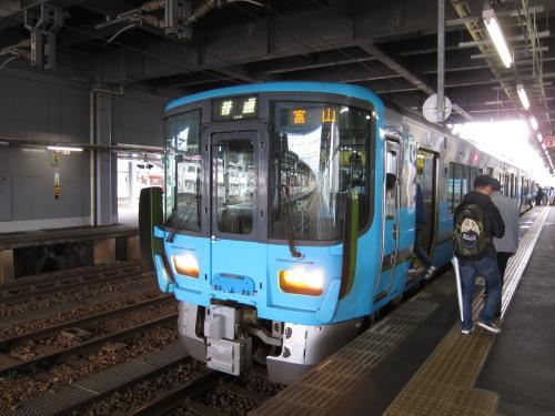 長良川鉄道~郡上八幡~白川郷~JR城端線(2)