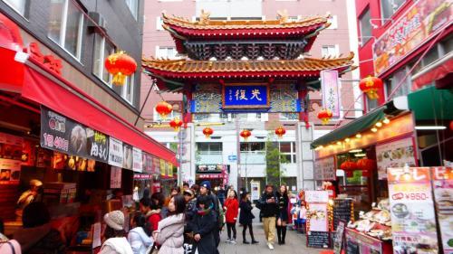 「神戸中華街散策」の画像検索結果