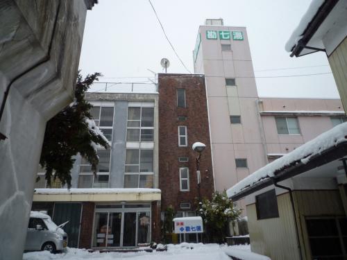 江戸時代創業・東鳴子温泉 「勘七湯」 宿泊記