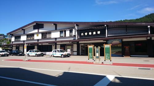 たまにはふらっと電車旅♪奈良井宿&木曽福島【2】~木曽福島編~