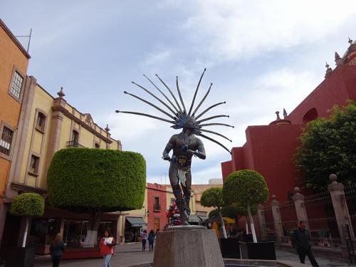 ケレタロの歴史地区(メキシコ)...