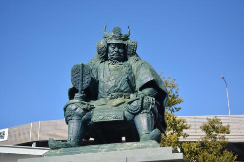 日本百名城をめぐる21 甲府城