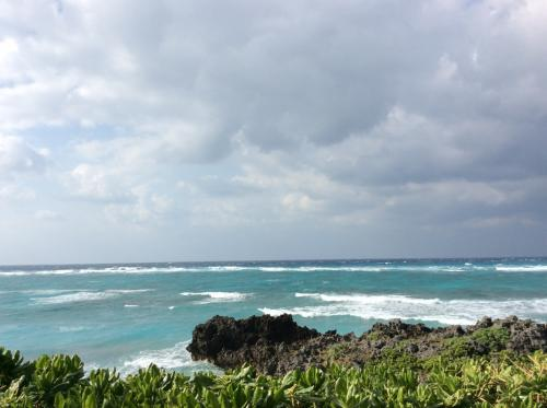 風に吹かれて~与論島&那覇 vol.3  海を眺めて過ごす☆プリシアリゾートヨロンのスーペリアコテージ(^^v