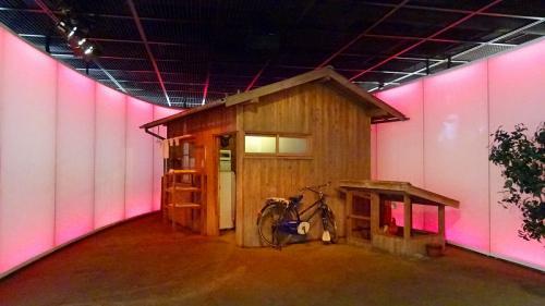 池田市 インスタントラーメン発明記念館。