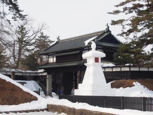冬の弘前雪まつり