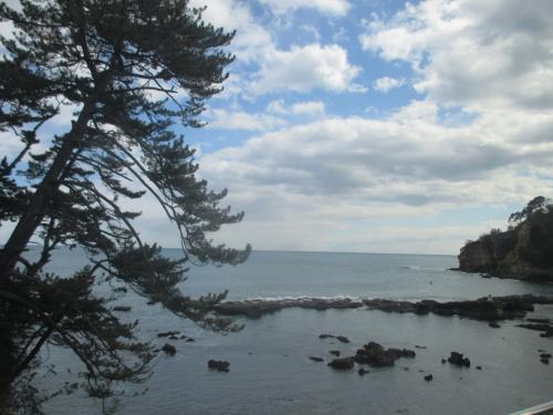 国民宿舎「鵜の岬」に泊る旅
