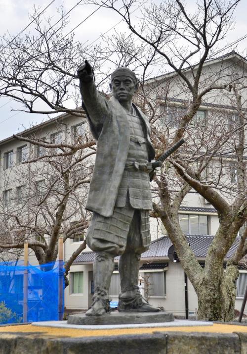 早春賦 西国放浪記⑥萩城下町(菊屋家住宅)