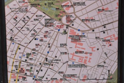 新潟の坂道と砂丘に建つ邸宅めぐり(新潟市)