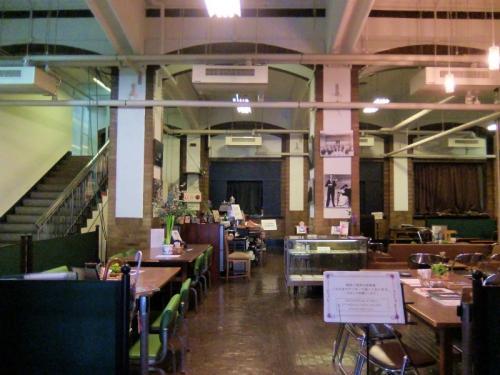 最期の 日比谷公会堂アーカイブカフェ