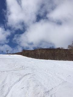 安比高原春スキー