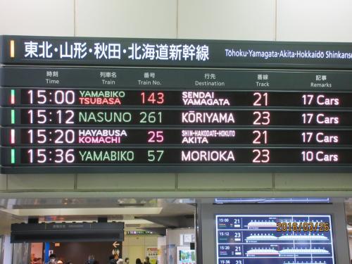 北海道新幹線 函館旅行記 ①