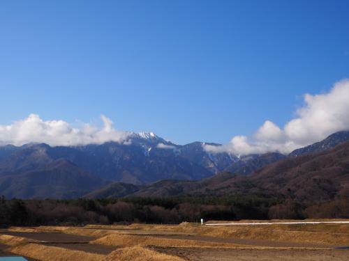 日向山ハイキング~矢立石から 甲斐駒や八ヶ岳の絶景♪