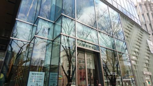 2016年3月 ♪ネスプレッソレシピ体験会と日本橋桜探しの午後♪