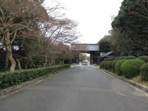 毛利氏の庭園、博物館、邸宅訪問(防府市)