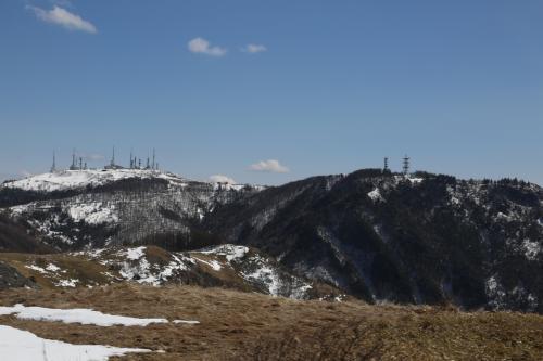 今春の美ヶ原高原は、雪もほぼなかったですが、日の出・日の入りを拝むことが出来ました。~雲上の一軒宿王ケ頭ホテルに泊まる~