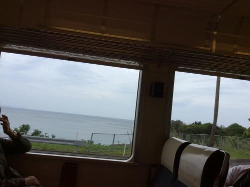 鹿児島本線とおれんじ鉄道で阿久根・出水