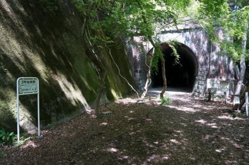 愛岐トンネル群 春の公開2016