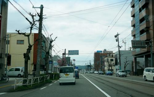 富山に白えびを食べに行く4-八尾へ,曳山展示館,諏訪町通り,城ヶ山公園