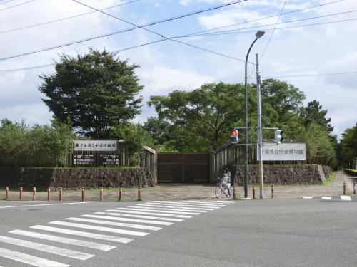 千葉県立中央博物館 (地学展示室)