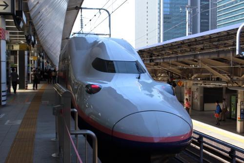 現美新幹線☆見る!撮る!乗る!①長岡駅へ