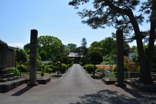 日蓮宗御首題巡り(厚木・清川村)と坂東三十三観音第六番を参詣