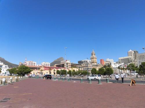 2016年2月 南アフリカ旅行記⑥ ケープタウン キャッスル・オブ・グッド・ホープ