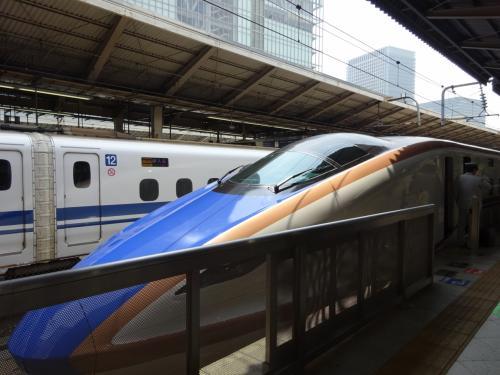一人のんびり軽井沢・・・初体験のグランクラスと新緑の軽井沢(万平ホテル泊)