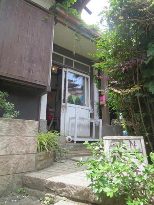 鎌倉あじさい散策 最後から二番目の恋で登場したカフェ坂の下、御霊神社、長谷寺、光則寺、稲村ケ崎での夕日