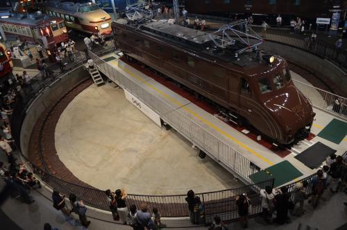 鉄道博物館再び