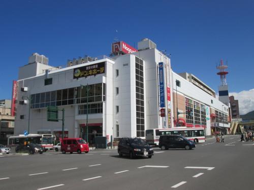 小樽の観光・小樽駅から小樽運河と堺町通り商店街へ