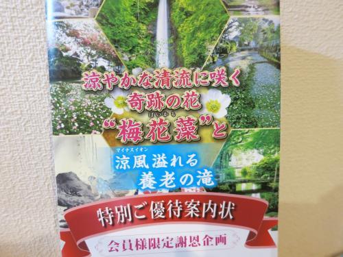 2016 雨だけど…恒例☆優待バスツアーで行く養老の滝